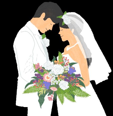 ご成婚・ご交際の実績多数!